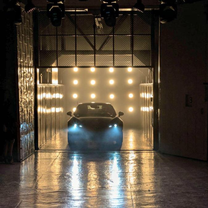Mazda MX-5 RF, debutta in Europa al Festival di Goodwood – FOTO