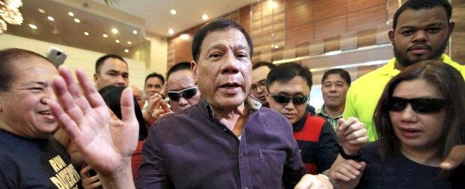 """Elezioni Filippine, Duterte è presidente: il """"Giustiziere"""" che combatte la criminalità con gli squadroni della morte"""