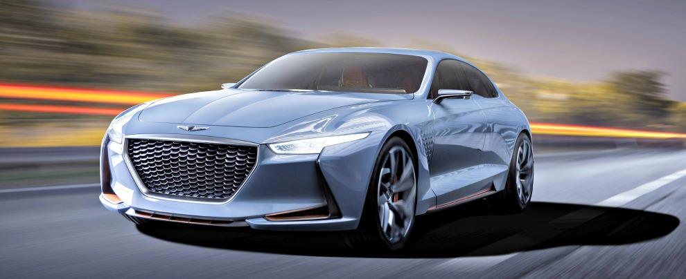 Genesis, i modelli della costola premium di Hyundai saranno anche ibridi