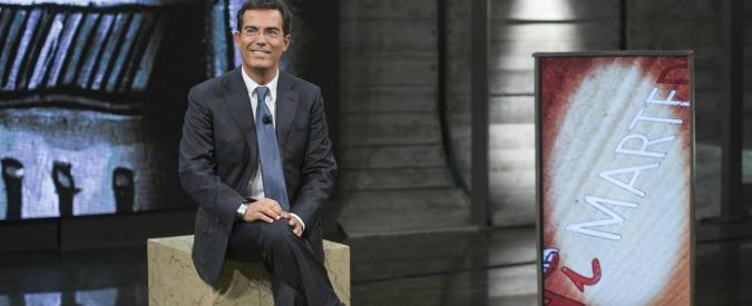 Ascolti tv, la nuova versione magazine-talk fa bene a Ballarò e DiMartedì