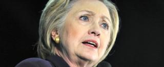 """Email-gate, Fbi: """"Clinton estremamente negligente ma non va incriminata"""""""
