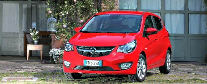 Opel Karl, la tedesca sbarazzina ora ha anche la versione Gpl