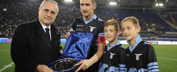"""Calciomercato, Hitzfeld chiama Klose: """"Torna a giocare in Bundesliga"""" – Video"""