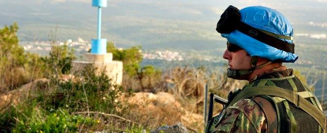 """Libano, El Pais: """"Traffico illegale di alimenti, coinvolti militari italiani Unifil"""""""