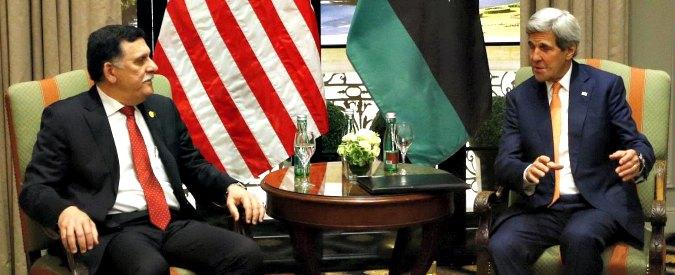 """Libia, verso alleggerimento dell'embargo su armi. Al Sarraj: 'No truppe occidentali'. Gentiloni: """"Pronti ad addestrare libici"""""""
