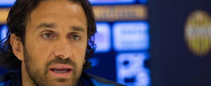 """Luca Toni annuncia il ritiro. """"Mai stato d'accordo con Delneri"""". L'ultima partita domenica contro la Juventus – Video"""
