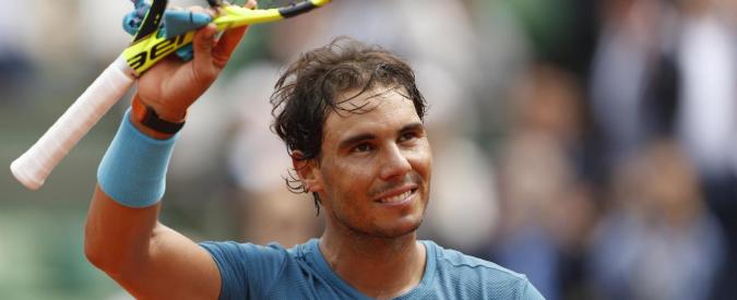 """Roland Garros 2016, Rafael Nadal si infortuna al polso e lascia il torneo. Rinuncia al sogno della """"Decima"""" – Video"""