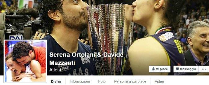 Volley donne, terzo scudetto per la coppia Mazzanti-Ortolani: in campo allenatore e schiacciatrice, a casa una famiglia