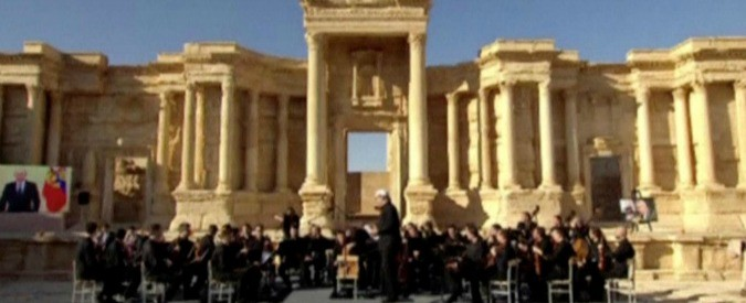 Siria, la guerra Potemkin. Solo la finzione fa notizia