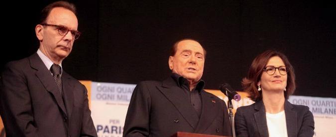 """Berlusconi: """"Centrodestra unito: pronti programma e squadra di governo. Solo problemi caratteriali di qualche leader"""""""