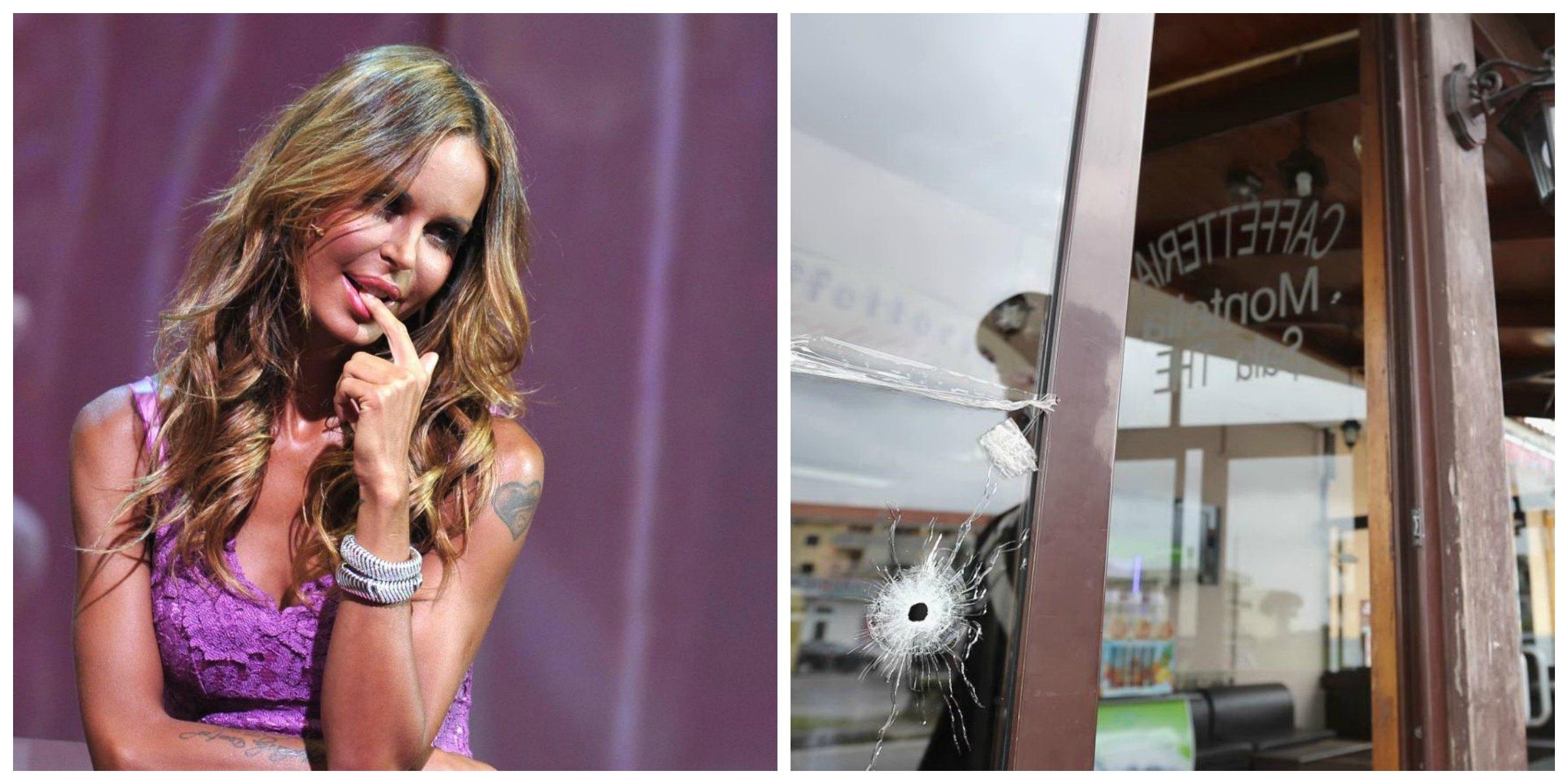 Napoli, spari contro un locale a Giugliano. Grave una donna. Nina Moric cenava lì con Lele Mora