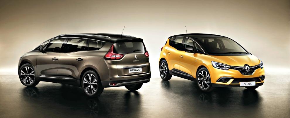 Renault Grand Scenic, arriva la versione extra large della monovolume francese