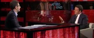 """Renzi: """"La questione morale nel Pd esiste e chi la nega, nega la realtà"""""""