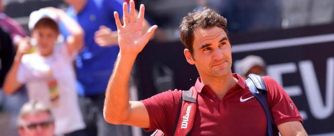 Wimbledon, Roger Federer non finisce mai. Di nuovo in finale contro Cilic