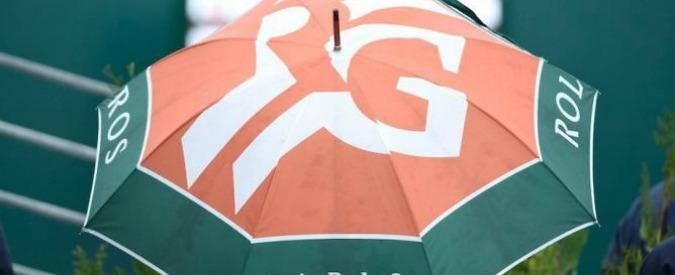 Roland Garros 2016, la pioggia manda in tilt l'Open di Francia. Cancellati i match di giornata validi per gli ottavi di finale