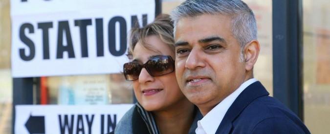 Femminismo e laicità, vedere la moglie del sindaco di Londra senza velo è un sollievo
