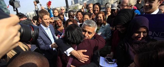 Sadiq Khan, Londra (e non l'intero Paese) ha scelto il sindaco della multiculturalità