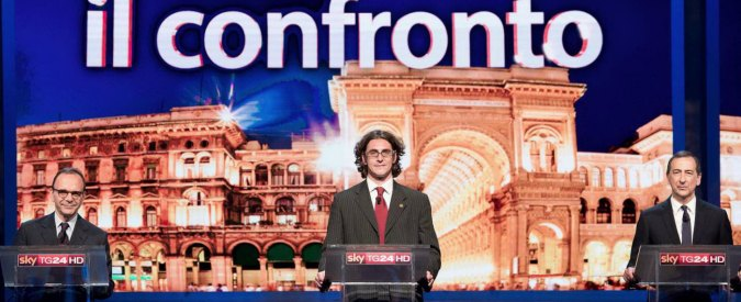 Elezioni Milano 2016, anche nel dibattito i favoriti sempre più simili: fair play e pochi attacchi