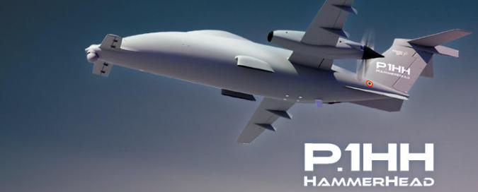 Piaggio Aerospace, il drone precipita in mare e aggrava la crisi dell'azienda
