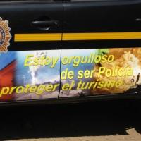"""""""Orgoglioso di essere un poliziotto e proteggere il turismo"""""""