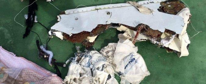 Egyptair, localizzati nel mar Mediterraneo i rottami dell'aereo precipitato a maggio