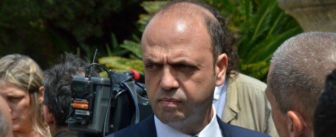 """Terrorismo, Alfano: """"Arrestato un foreign fighter sloveno che reclutava in Italia"""""""