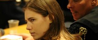 """Omicidio Meredith, Corte europea: """"Italia paghi 18mila euro ad Amanda Knox, violati diritti della difesa"""""""