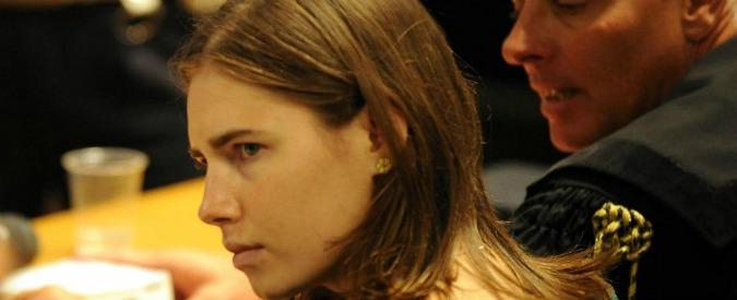 """Meredith Kercher, accolto il ricorso di Amanda Knox alla Corte di Strasburgo: """"Processo iniquo e maltrattamenti"""""""