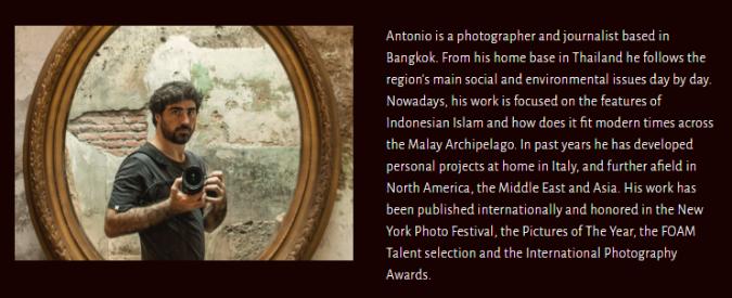 """Antonio Zambardino, fotoreporter muore in Thailandia. Agenzia Contrasto: """"Entusiasmo e talento eccezionale"""""""
