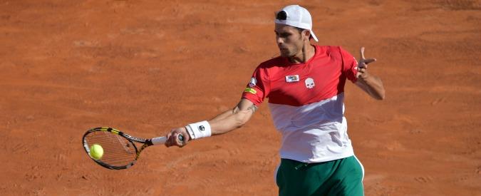 Roland Garros, domina la pioggia: sospeso Bolelli. Cecchinato lotta ma perde contro Kyrgios