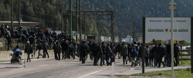 Brennero, sei condanne da 12 a 16 mesi per i manifestanti arrestati