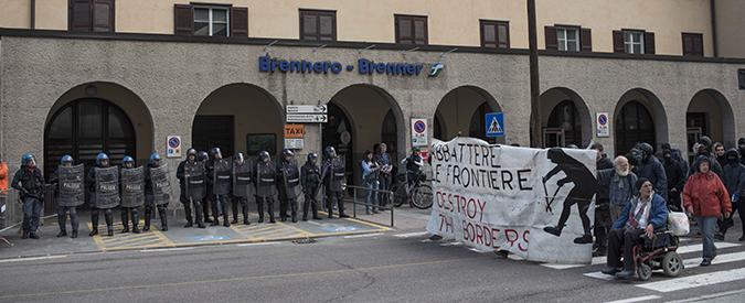 """Migranti, Austria ancora contro l'Italia: """"Non mantiene la parola. In arrivo 80 poliziotti al Brennero"""""""