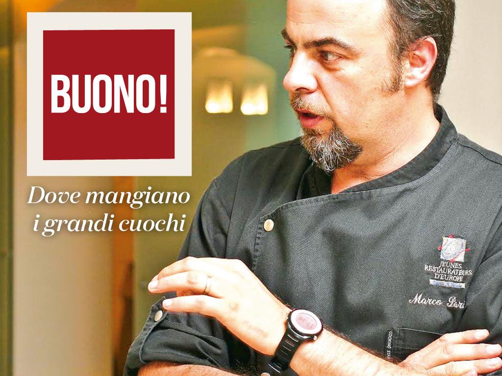 La cucina secondo Marco