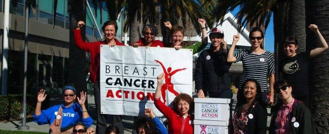 Cancro al seno, aziende impegnate nella lotta al tumore ma con prodotti dannosi: da Usa il movimento contro pinkwashing