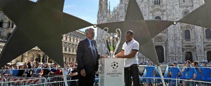 Finale Champions League Milano, Real-Atletico in esclusiva su Premium Sport. Trasmessa anche in 4k
