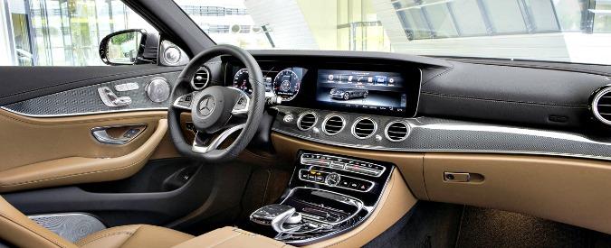 Mercedes Classe E, tecnologia e sicurezza. Ecco i nuovi sistemi di assistenza attiva