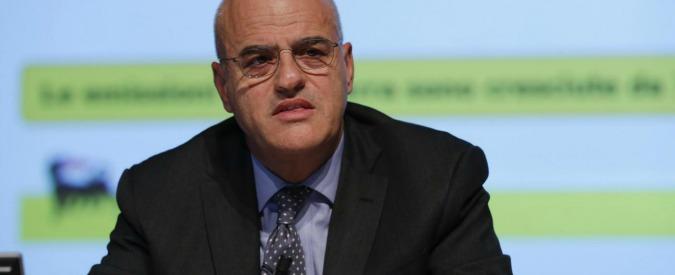 """Eni, Descalzi: """"Al via produzione di energia da rinnovabili in Italia, Egitto e Pakistan. Non è operazione di immagine"""""""