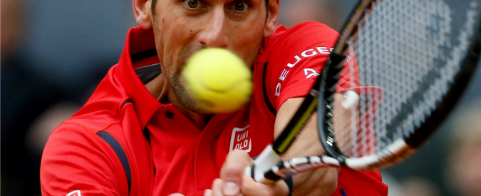 WTA Madrid 2016, Novak Djokovic vince il torneo maschile. Ma deve sudare per battere Andy Murray