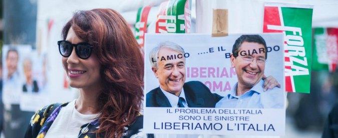 """Milano, Efe Bal a Parisi: """"Mi candido con il centrodestra per cambiare vita"""". Lui: """"No, si cerchi un altro lavoro"""""""