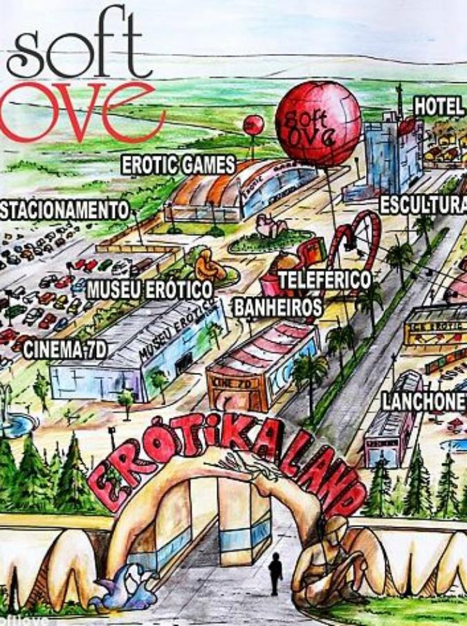 ErotikaLand, il primo parco divertimenti hard del mondo: dal treno del piacere alle piscine dove il costume è un optional