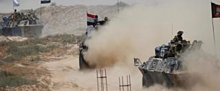 """Falluja, offensiva anti-Isis delle forze irachene per riprendere la città. """"Copertura aerea internazionale"""""""