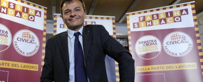 """Comunali Roma 2016, Fassina: respinto il ricorso alla commissione, le liste restano escluse. """"Andiamo al Tar"""""""