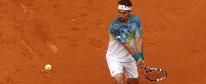 Tennis, Fabio Fognini battuto da Kei Nishikori a Madrid. Ma è già tempo di pensare agli Internazionali di Roma