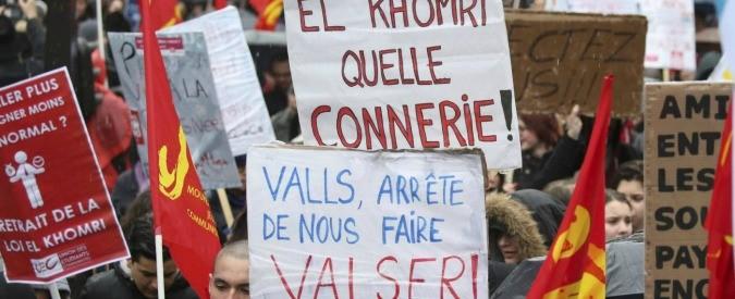 Francia: il Jobs Act d'oltralpe è legge: l'Europa attacca il lavoro