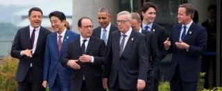 """G7, si chiude il summit in Giappone: """"Terrorismo, migranti e crescita sono le sfide globali da affrontare insieme"""""""
