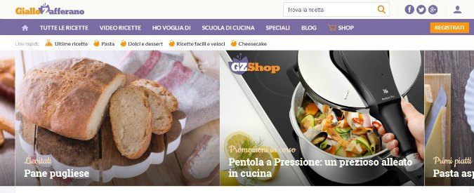 Media, Mondadori compra i siti Banzai per 45 milioni e conquista Giallo Zafferano e Pianeta Donna