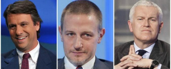 """M5s, Grillo apre le porte del blog a Giannini, Porro e Belpietro. """"Qui non verrete censurati"""""""