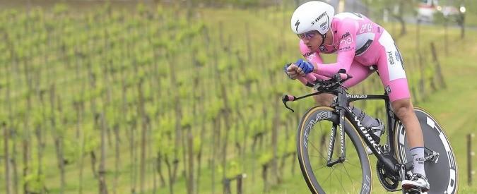 Giro d'Italia 2016: gioie e dolori, è una questione di secondi