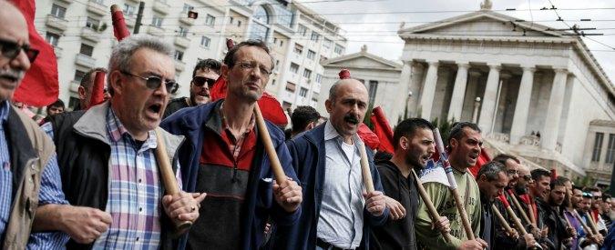 Grecia, Fmi vuole una moratoria sul debito: niente interessi né rimborsi dei prestiti fino al 2040