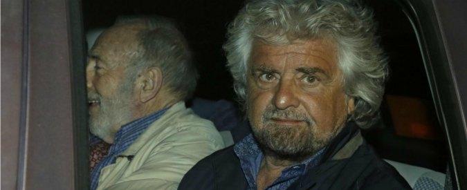 """Grillo: """"Faremo un algoritmo per le espulsioni automatiche. Accordo con Salvini? Mai, è il passato"""""""